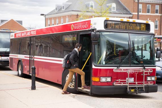 Local & Regional Transit   UMD DOTS